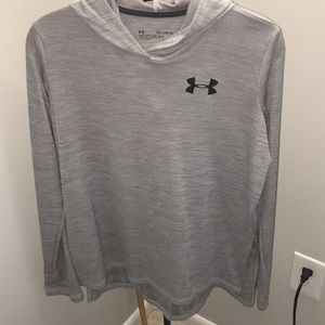 Youth Under Armour Loose Heat Gear Top